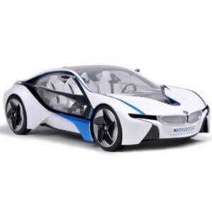 BMW-i8 Vision Concept Car