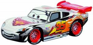 Dickie Lightning McQueen Silber-Edition