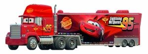 Dickie Turbo Mack Truck