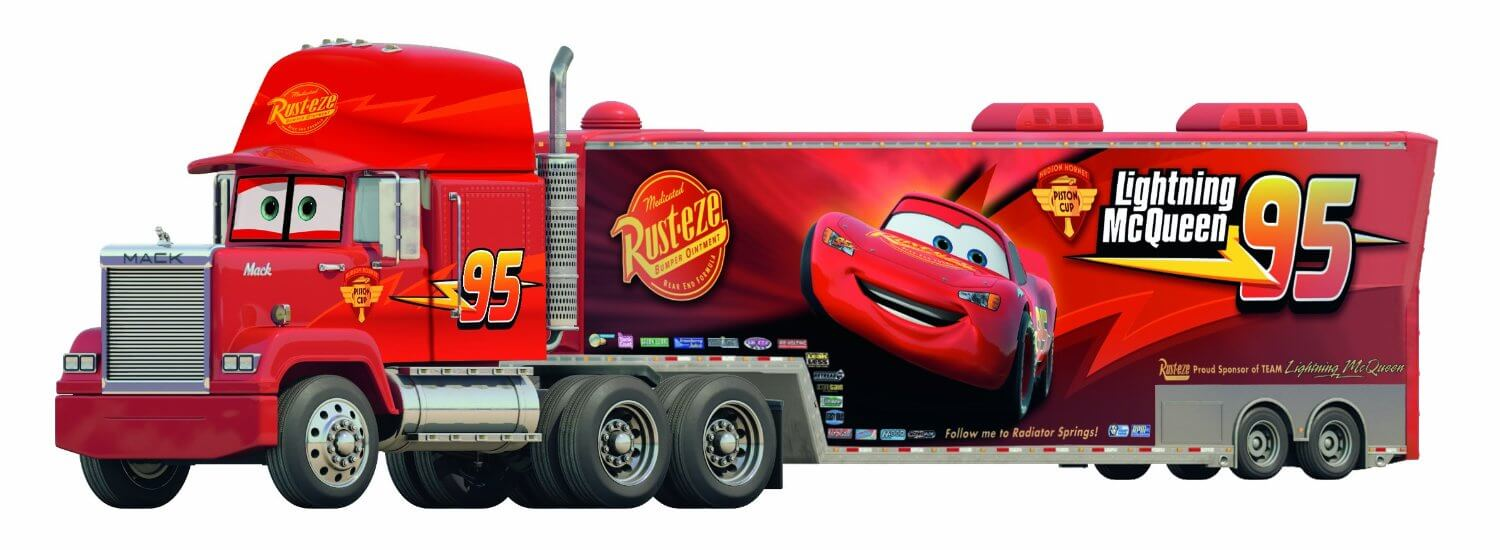 Dickie – Turbo Mack Truck