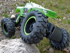 Rockcrawler RC Monstertruck Buggy