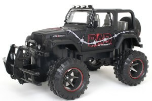 New Bright: Bad Wrangler Jeep