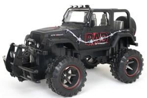 New Bright: Bad Wrangler Jeep