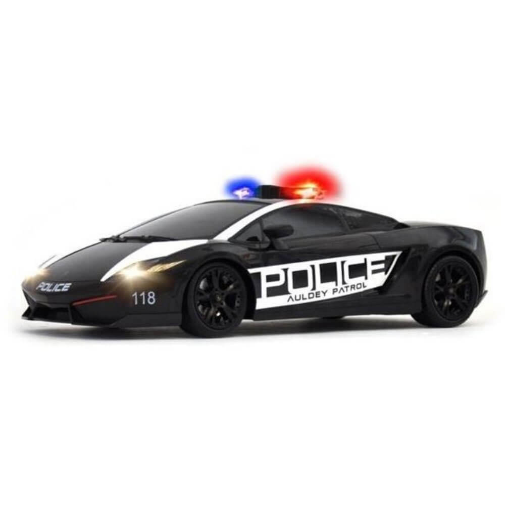 Lamborghini Gallardo Police Edition
