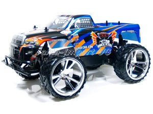 "Offroad Monstertruck ""Big-Monster"""