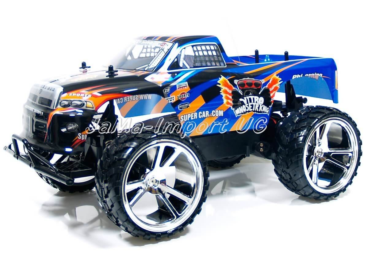 "Offroad Monstertruck ""Big Monster"""