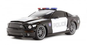 Ford Mustang Shelby GT500 Police Edition