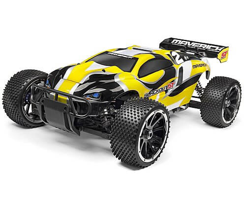 Truggy Blackout ST RTR