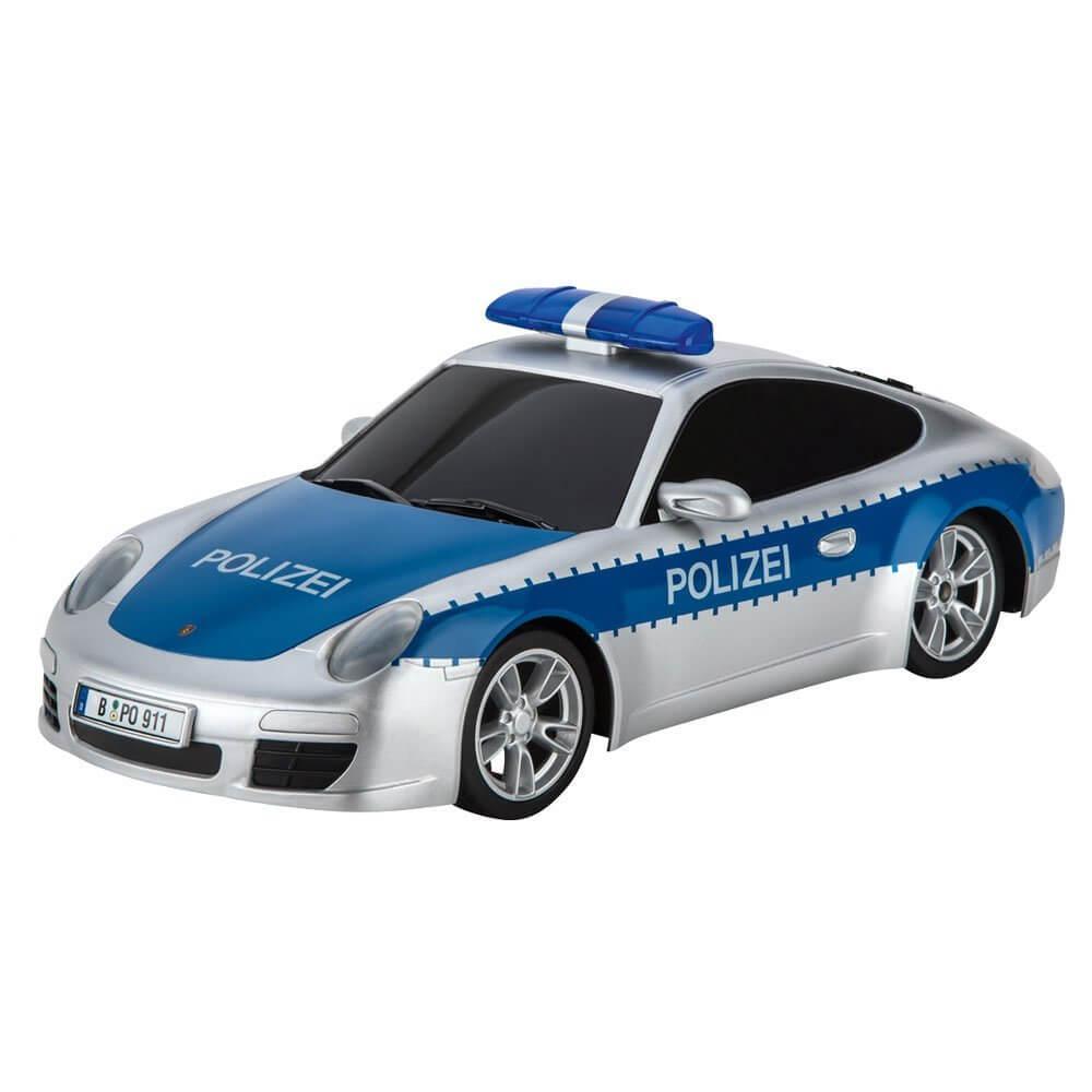 Polizei Sportwagen