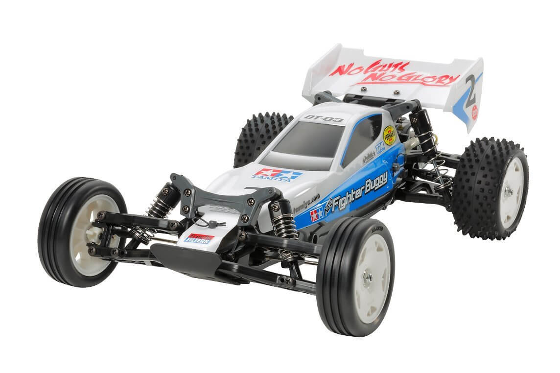 Tamiya: Neo Fighter Buggy BS