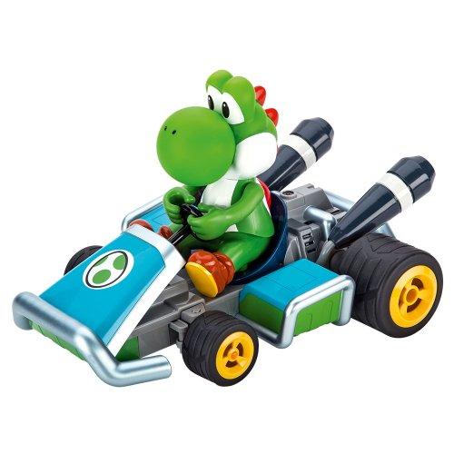 Carerra - Mario Kart 7 - Yoshi