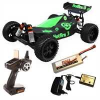 DF Mali Racing Hotfire 3 Buggy 1:10 XL Brushless RTR 2,4Ghz wasserdicht