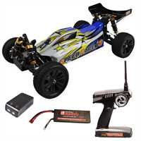 DF Mali Racing SpeedRacer 3 Buggy 1:10 Brushless RTR 2,4Ghz