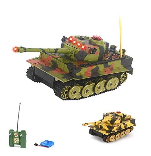 German Tiger I mit Infrarot Kampfsimulation