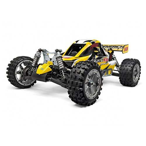 LRP Maverick Blackout XB RTR 1/5 Benzin-Buggy by LRP-Electronic