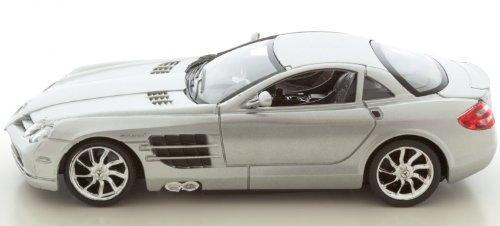 Mercedes-Benz SLR McLaren R199, silber