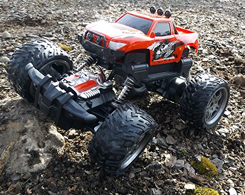 Brigamo - Rockcrawler RC Monstertruck Buggy