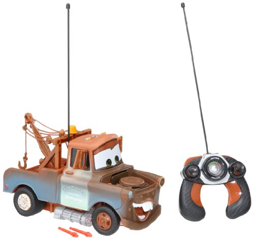 Dickie Disney Cars 2 RC Mater