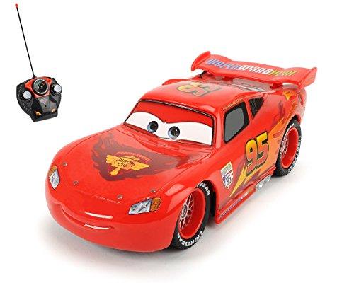 Dickie Lightning McQueen Cars 2