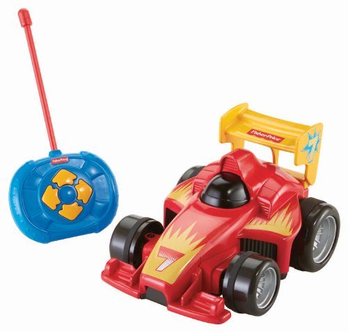 Fisher-Price Formel 1 Junior Fernlenkflitzer