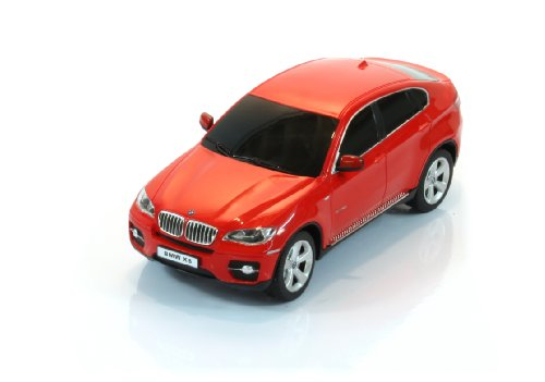 Jamara BMW X6 1:24 rot