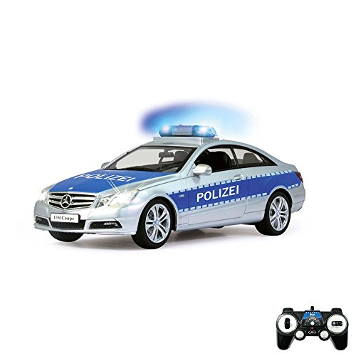 Mercedes Benz E350 Coupe Polizeiauto